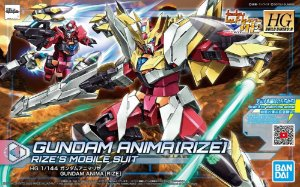 Gundam Anima[Rize] - Rize's Mobile Suit (HG) Pronta Entrega)