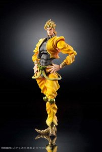 JoJo's Bizarre Adventure - Super Action Figure Articulada - Dio (Pronta Entrega)