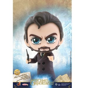 Fantastic Beasts: The Crimes of Grindelwald Cosbaby Albus Dumbledore and Niffler (Pronta Entrega)