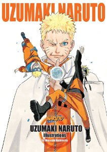 Artbook Uzumaki Naruto Illustrations (Pronta Entrega)