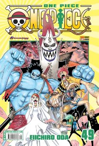 One Piece - Volume 49 (Pronta Entrega)