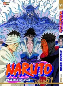 Naruto Gold - Volume 51 (Pronta Entrega)
