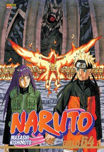 Naruto Gold - Volume 64 (Pronta Entrega)