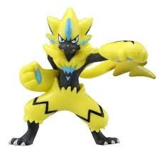 Pokemon Moncolle MS-09 - Zeraora (Pronta Entrega)