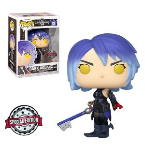 POP FUNKO 625 - DARK AQUA KINGDOM HEARTS - CILA EDITION (Pronta Entrega)