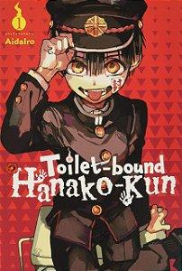 Hanako-kun em Japonês - Volume 1 (Pronta Entrega)