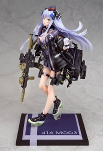 Girls' Frontline 416 MOD3 Heavy Damage Ver. 1/7 Complete Figure(Pre-order)