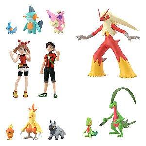 Pokemon Scale World Houen Chihou Set (CANDY TOY) (Pre-order)