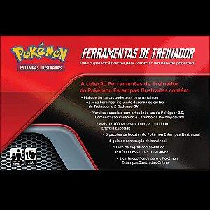 Pokemon TCG - Box Toolkit - Ferramentas de Treinador (Pronta Entrega)