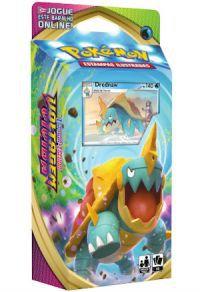 Pokemon Espada e Escudo 4 - Voltagem Vívida Deck Drednaw (Pronta Entrega)