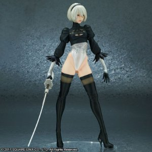 NieR:Automata 2B (YoRHa No.2 Type B) DX Ver. Complete Figure (Pre-order)