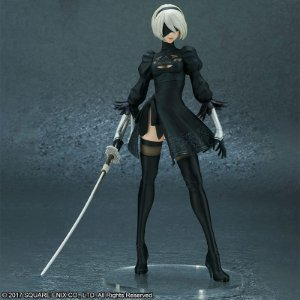 NieR:Automata 2B (YoRHa No.2 Type B) Regular Edition Complete Figure (Pre-order)