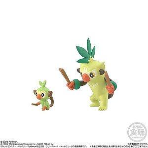Pokemon - Scale World Galar Region - Sarunori e Bachinkey (Pronta Entrega)