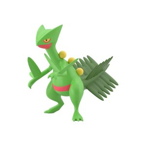 POKEMON - SCALE WORLD HOENN - SCEPTILE (Pre-Order)