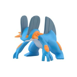POKEMON - SCALE WORLD HOENN - SWAMPERT W/O GUM (Pre-Order)