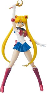 Figure S.H. Figuarts Bandai - Sailor Moon (Pronta Entrega)