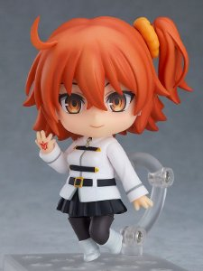 Figure Fate/Grand Order - Nendoroid 1285 - Master/Female Protagonist: Light Edition (Pronta Entrega)