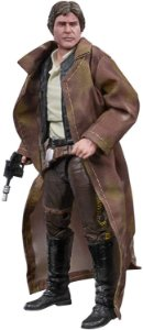 Action Figure Star Wars - The Black Series - Han Solo (ENDOR) (Pronta Entrega)