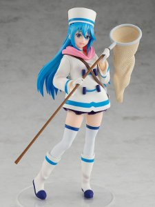 POP UP PARADE KonoSuba: God's Blessing on this Wonderful World! Kurenai Densetsu Aqua Winter Ver. Complete Figure (Pre-order)