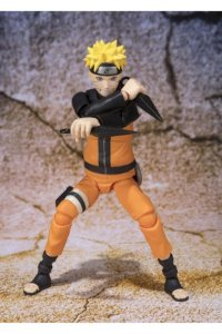 Action Figure - Bandai S.H.Figuarts - Best Selection - Naruto Uzumaki (Pronta Entrega)