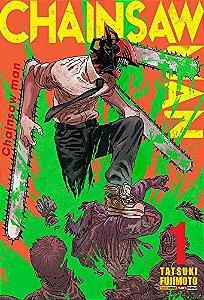 Chainsaw Man - Volume 1 (Pronta Entrega)