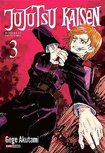 Jujutsu Kaisen - Batalha De Feiticeiros - Volume 3 (Pronta Entrega)
