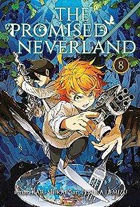 The Promised Neverland - Volume 8 (Pronta Entrega)