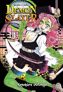 Demon Slayer - Kimetsu No Yaiba - Volume 14 (Pronta Entrega)