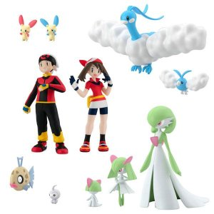 Pokemon Scale World - Houen Chihou 2 Set (CANDY TOY) (Pre-order)