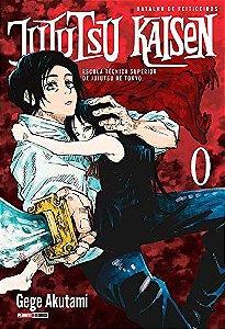 Jujutsu Kaisen 0 - Volume 1 (Pronta Entrega)