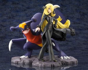 "ARTFX J ""Pokemon"" Series - Cynthia with Garchomp - Escala 1/8 Complete Figure (Pre-order)"