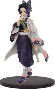 Figure Demon Slayer - Shinobu Kocho (Pronta Entrega)