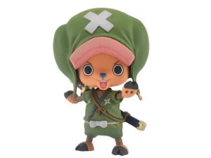 Figure One Piece - Banpresto - Tony Chopper - The Grandline Men Saga de Wano (Ver.B) (Pronta Entrega)