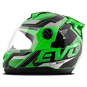 Capacete Pro Tork Evolution G8 EVO Verde