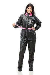 Capa de Chuva PVC Tornado Feminino