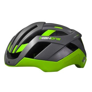 CAPACETE BIKE MTB PRO-SPACE TAM M CZA/VRD - HIGH ONE
