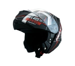 Capacete HELT New Hippo Trace