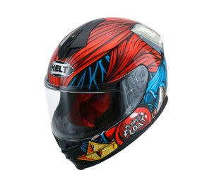 Capacete HELT New Race Joker