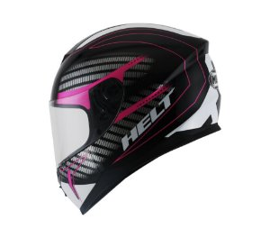 Capacete HELT New Race Charme