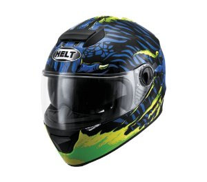 Capacete HELT New Race Glass Monster
