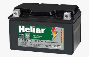 Bateria Heliar PowerSports HTZ10S-BS