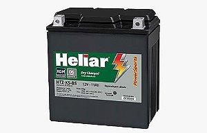 Bateria Heliar PowerSports HTZ12S-BS