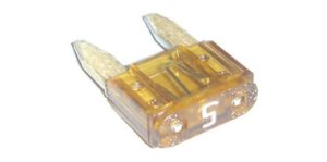Mini Fusível 5A 90250261