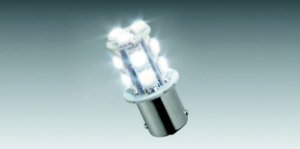 Lâmpada LED Branco (13 LEDs) 90208150
