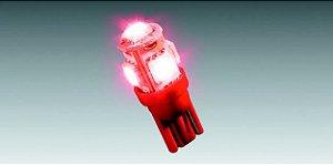 Lâmpada LED Vermelho (5 LEDs) 90208162