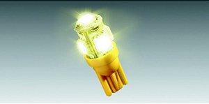 Lâmpada LED Amarelo (5 LEDs) 90208165