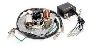 Kit Conversor com Bloqueador CG 125 (1979-1981) CG 125 ML (1979-1981) 90271030