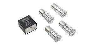 Kit Relé de Pisca com Lâmpada LED (27 LEDs) PCX 150 (2013-2015) 90208370