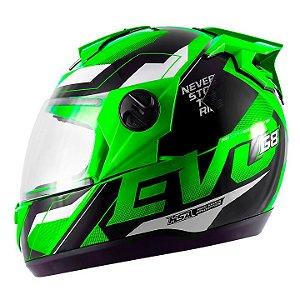 Capacete Pro Tork Evolution G8 Verde