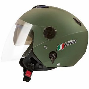 Capacete New Atomic Elite Verde